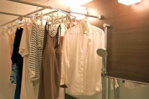 一人暮らし 洗濯 夜